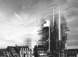 Grand Prize Radical Conservation A Hyper Cathedral in Strasbourg Simon Oudiette France